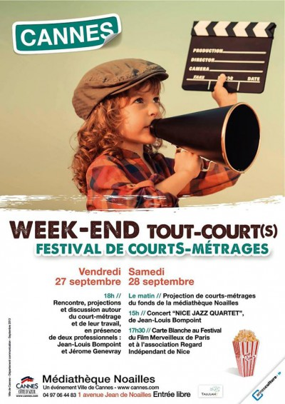 court métrage, super 8